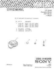 Buy Sony MDR-E575 Service Manual. by download Mauritron #242534