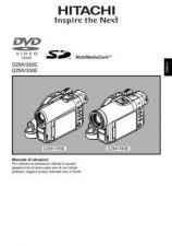 Buy Hitachi DZ-MV550EUK Service Manual by download Mauritron #262025