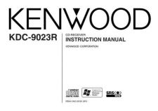 Buy Kenwood KDC-9026R by download Mauritron #221876