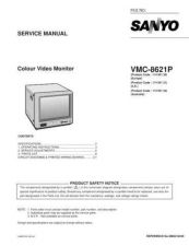 Buy Fisher. Service Manual For VMC-8621P by download Mauritron #217665