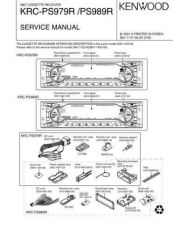 Buy KENWOOD KRC-788 Technical Information by download #118740