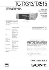 Buy Sony TCM-16 Service Manual. by download Mauritron #245411