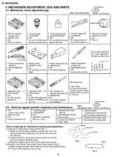 Buy Sharp VLMC500322 Service Manual by download Mauritron #210983