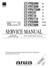 Buy AIWA CT-FR730M YZ by download #100043