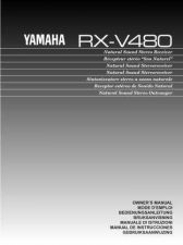 Buy Yamaha RX-V293 Operating Guide by download Mauritron #249745