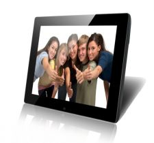 "Buy PandaGo 4GB 12"" Hi-Res Digital Photo Frame"