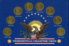 Buy Shell Presidential Collectors Coins