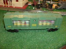 Buy LIONEL POST WAR 3435 AQUARIUM CAR ALL ORIGINAL EXCELLENT CONDITION
