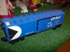 Buy LIONEL TRAINS MODERN ERA 9748 CP RAILBOX CAR ALL ORIGINAL SHARP GRAPHICS