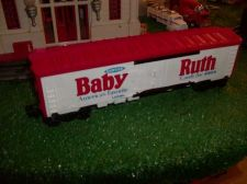 Buy LIONEL TRAINS MODERN ERA 9854 BABY RUTH REEFER CAR ALL ORIGINAL SHARP GRAPHI