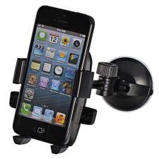 Buy Universal Phone Holder for iPhone 5/4/4S/5C, Samsung, PDA Windshield Cars Swivel