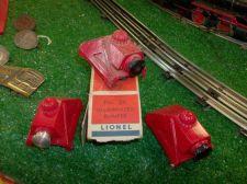 Buy LIONEL TRAINS POSTWAR 3 # 260 BUMPERS 1 IN BOX ALL ORIGINAL VERY NICE