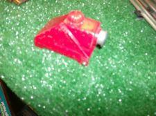 Buy LIONEL TRAINS POSTWAR #26 RED DIE CAST BUMPER ALL ORIGINAL VERY NICE