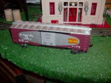 Buy LIONEL TRAINS MODERN ERA 6464 REISSUE CENTRAL OF GEORGIA BOX CAR ORIGINAL