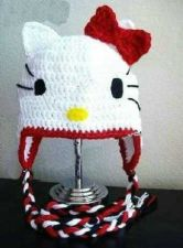 Buy crochet hello kitty hat pattern