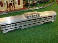 Buy LIONEL POST WAR 2542 PENN BETSY ROSS VISTA DOME PASSENGER. CAR ORIG VERY NICE