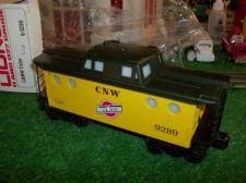 Buy LIONEL TRAINS MODERN ERA9289 C&NW PORT HOLE CABOOSE NOIB VERY SHARP