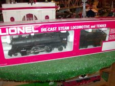 Buy LIONEL MODERN ERA 18602 4-4-2 PENNSYLVANIA DIE CAT LOCO WITH TENDER