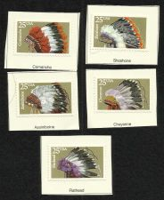 Buy US 1990 Indian Headress Stamps