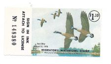 Buy MD2 1975-76 MARYLAND STATE DUCK STAMP, MNH, FREE SHIPPING!