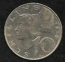 Buy Austria 1978 10 Schilling WOMAN OF WACHAU IMPERIAL