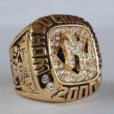 Buy 2000 New York Yankees MLB Baseball Championship Ring size 11 US Player JETER