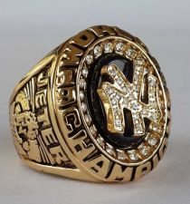 Buy 1998 New York Yankees MLB Baseball Championship Ring size 11 US Player JETER