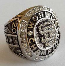 Buy 2010 San Francisco Giants MLB Baseball Championship Ring size 11 US BOCHY