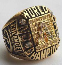 Buy 2001 Arizona Diamondbacks MLB Baseball Championship Ring size 11 US Colangelo