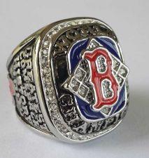 Buy 2004 Boston Red Sox MLB Baseball Championship Ring size 11 US Player Anderson