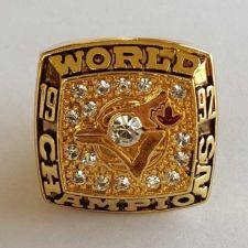 Buy 1992 Toronto Blue Jays MLB Baseball Championship Ring size 11 US Player BELL