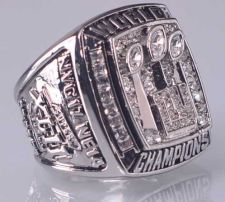 Buy 2007 NFL Super Bowl XLII New York giants Super Bowl Championship Ring Size 11
