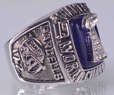 Buy 1986 NFL Super Bowl XXI New York giants Super Bowl Championship Ring Size 11 US