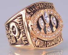 Buy 1988 NFL Super Bowl XXIII San Francisco 49ers Super Bowl Championship Ring S11