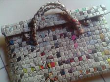 Buy Netbook Bag Recycled Newspaper Draft