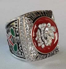 Buy 2013 NHL Chicago BlackHawks Hockey Championship ring replica size 11 US