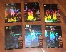Buy Michael Jordan - Upper deck Hologram Insert 6 card set