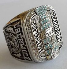 Buy 2004 NHL Tampa Bay Lighting Hockey Championship ring replica size 11 US