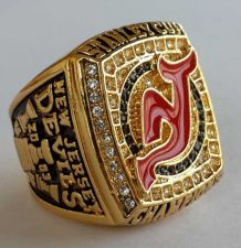 Buy 2003 NHL New Jersey Devils Hockey Championship ring replica size 11 US