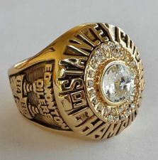 Buy 1984 NHL Edmonton Oilers Stanley Cup Championship Ring size 11.5 US