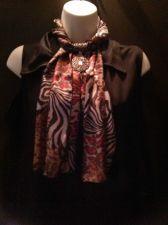 Buy Out Of Africa Scarf with Jewelry