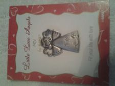 Buy Silver Angel Pin