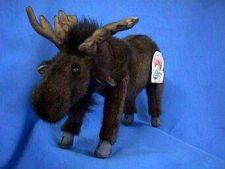 Buy Woodland Medium Moose Stuffed Animal Kids Toys Funny