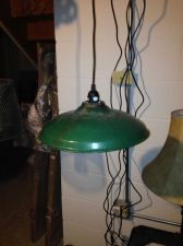 Buy Green Shade Pendant Lamp