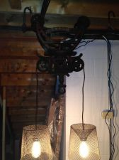 Buy Vintage Hay Trolley Pendant Lamp