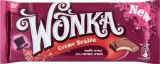 Buy Wonka Creme Brulee Chocolate Bar
