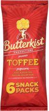 Buy Butterkist Toffee Popcorn 6 Pack