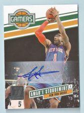 Buy RARE Amar'e Stoudemire 2010-11 Donruss Gamers Signatures /25 SP AUTO Knicks
