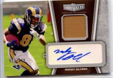 Buy 2010 Topps Unrivaled MARDY GILYARD Patch Jersey Auto Rookie RC /349 Rams Eagles