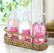 Buy Sweet Pea Bath Trio